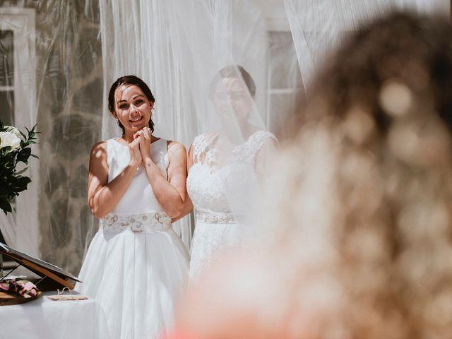 La boda de Leticia y Raquel en Arucas, Las Palmas 51