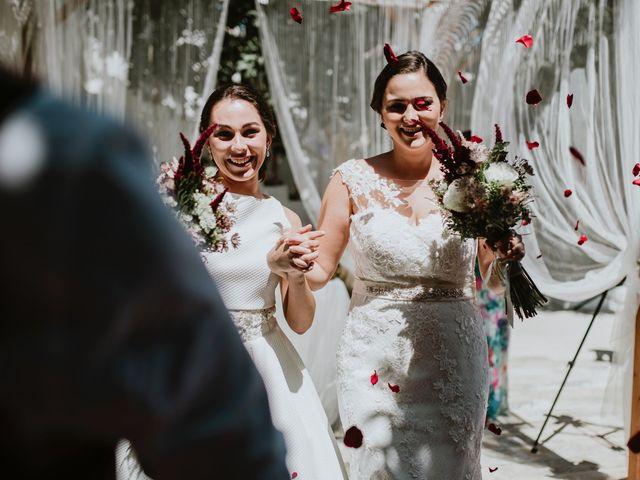 La boda de Leticia y Raquel en Arucas, Las Palmas 55