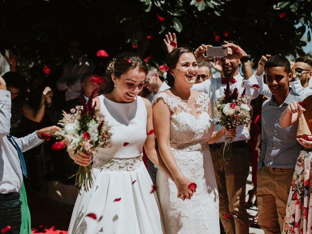 La boda de Leticia y Raquel en Arucas, Las Palmas 57