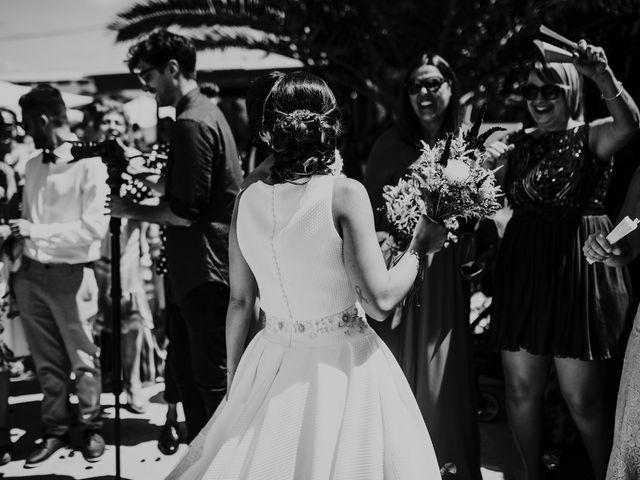 La boda de Leticia y Raquel en Arucas, Las Palmas 58