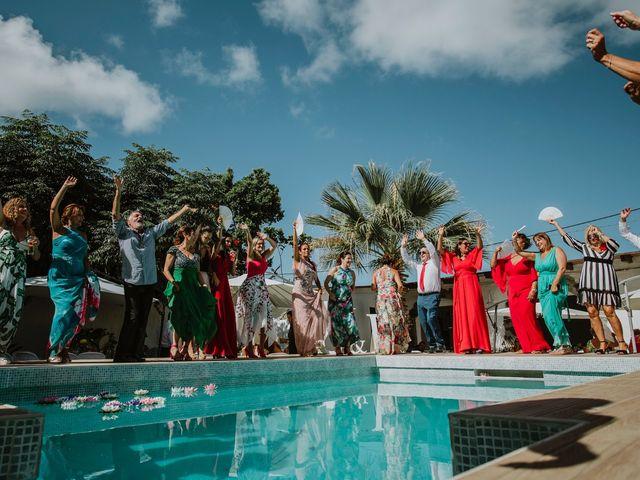 La boda de Leticia y Raquel en Arucas, Las Palmas 75