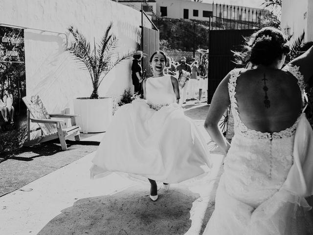 La boda de Leticia y Raquel en Arucas, Las Palmas 76