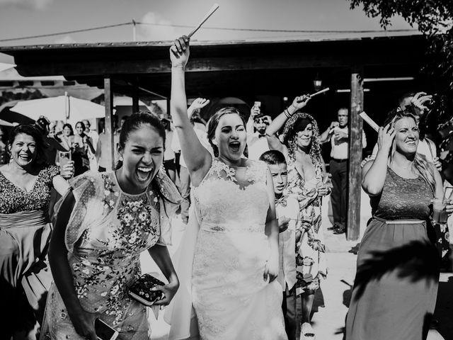 La boda de Leticia y Raquel en Arucas, Las Palmas 78