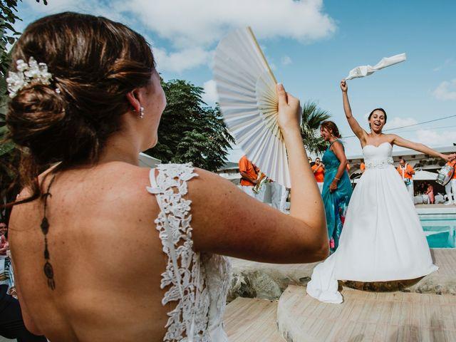 La boda de Leticia y Raquel en Arucas, Las Palmas 81