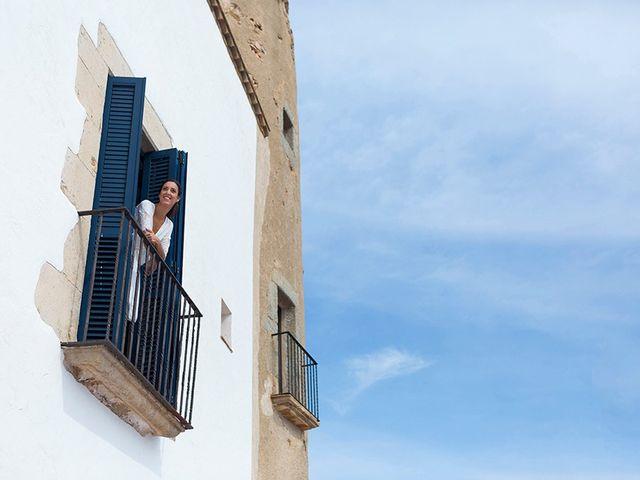 La boda de Ismael y Sara en Llafranc, Girona 12
