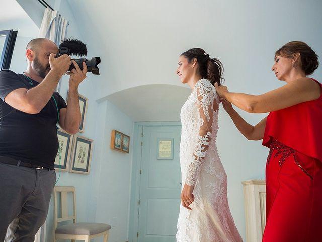 La boda de Ismael y Sara en Llafranc, Girona 17