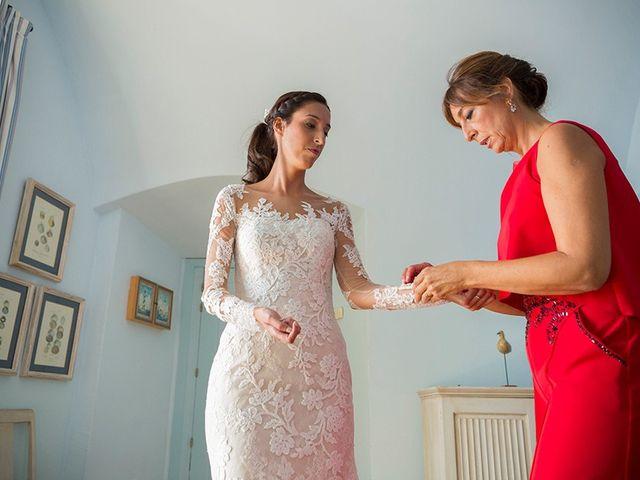 La boda de Ismael y Sara en Llafranc, Girona 18