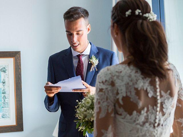 La boda de Ismael y Sara en Llafranc, Girona 22