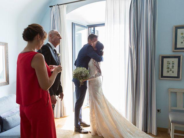La boda de Ismael y Sara en Llafranc, Girona 23