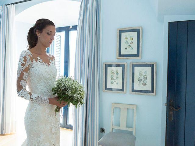 La boda de Ismael y Sara en Llafranc, Girona 27