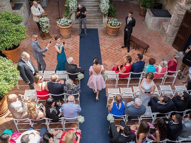 La boda de Ismael y Sara en Llafranc, Girona 29