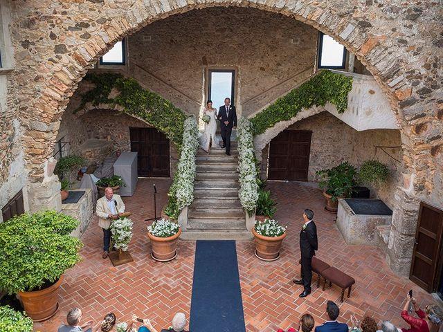 La boda de Ismael y Sara en Llafranc, Girona 31