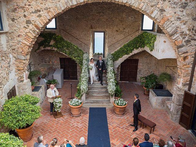 La boda de Ismael y Sara en Llafranc, Girona 32