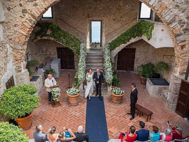La boda de Ismael y Sara en Llafranc, Girona 33