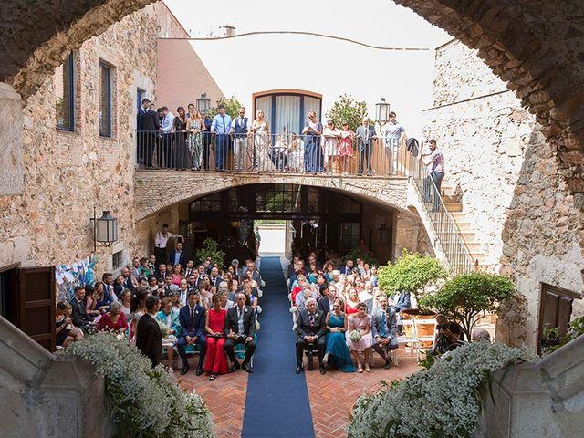 La boda de Ismael y Sara en Llafranc, Girona 38