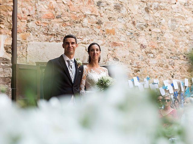 La boda de Ismael y Sara en Llafranc, Girona 44