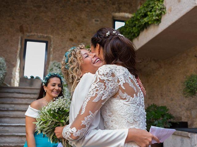 La boda de Ismael y Sara en Llafranc, Girona 49
