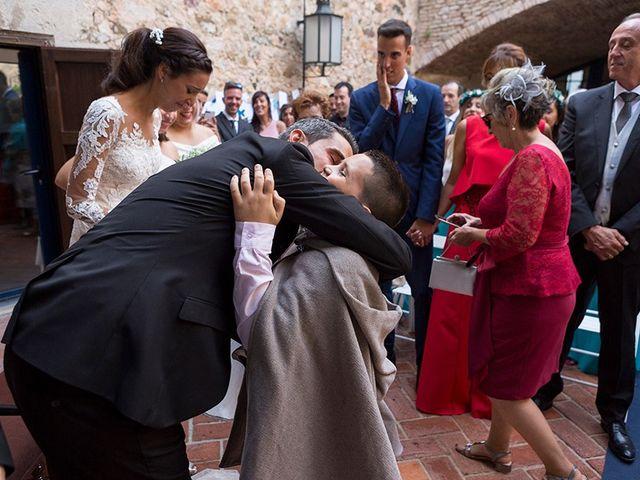 La boda de Ismael y Sara en Llafranc, Girona 51