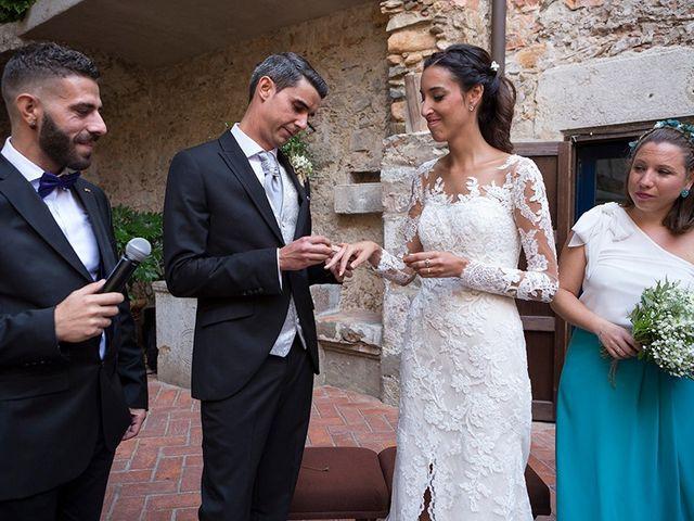 La boda de Ismael y Sara en Llafranc, Girona 52