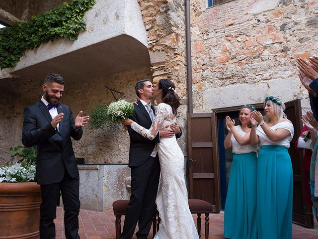 La boda de Ismael y Sara en Llafranc, Girona 55