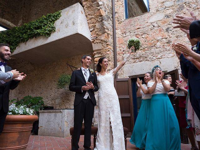 La boda de Ismael y Sara en Llafranc, Girona 56