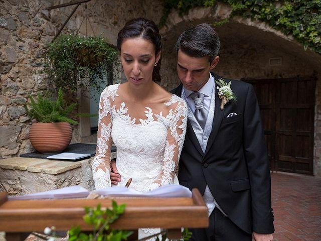 La boda de Ismael y Sara en Llafranc, Girona 57