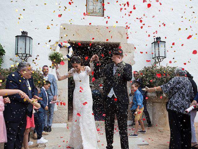La boda de Ismael y Sara en Llafranc, Girona 60