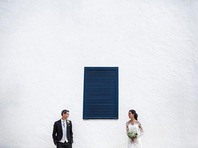 La boda de Ismael y Sara en Llafranc, Girona 1