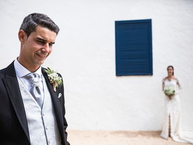 La boda de Ismael y Sara en Llafranc, Girona 61