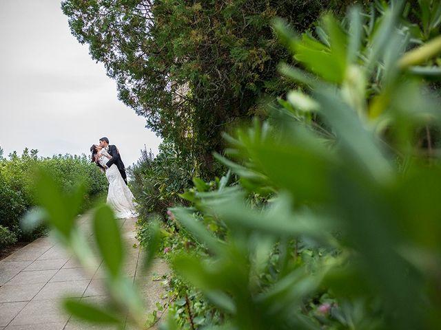 La boda de Ismael y Sara en Llafranc, Girona 62