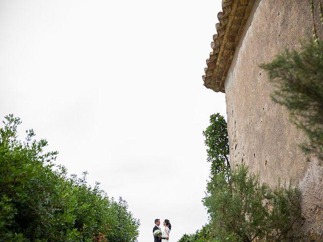 La boda de Ismael y Sara en Llafranc, Girona 63