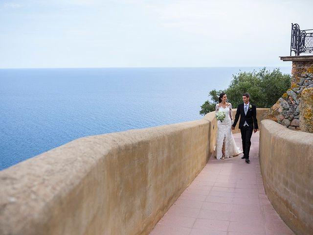 La boda de Ismael y Sara en Llafranc, Girona 67