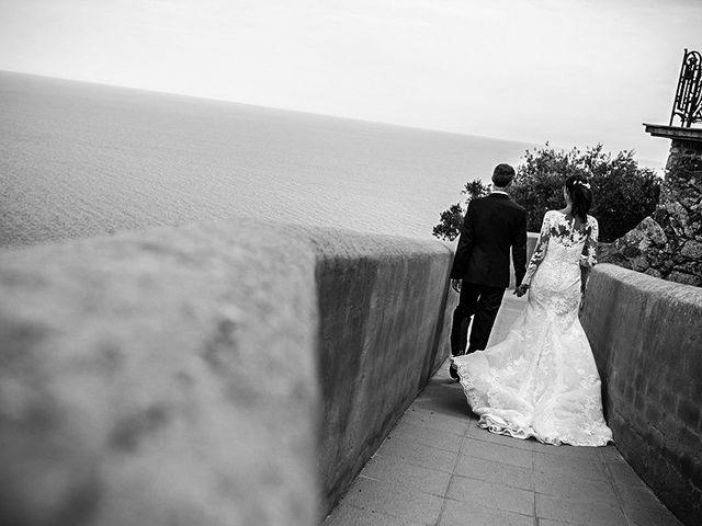La boda de Ismael y Sara en Llafranc, Girona 69