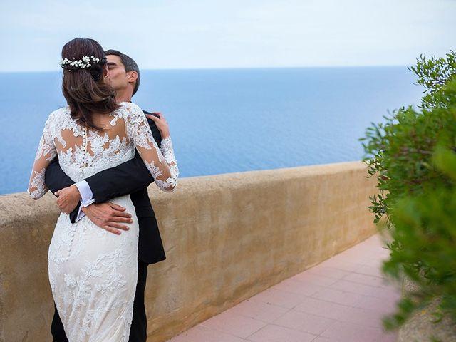 La boda de Ismael y Sara en Llafranc, Girona 70