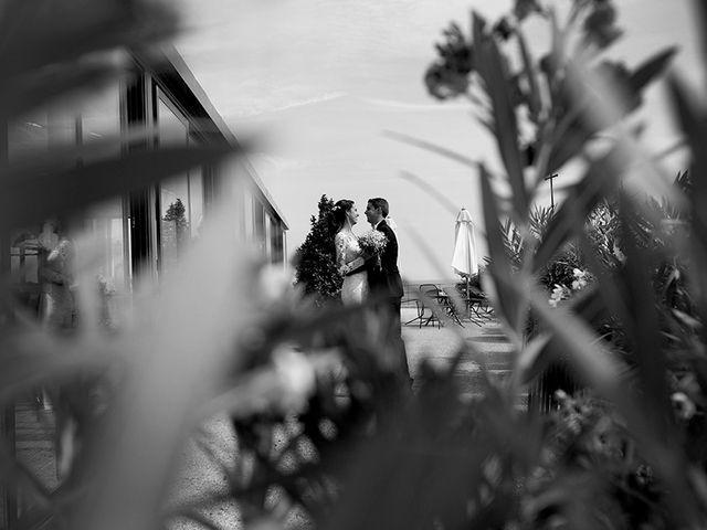 La boda de Ismael y Sara en Llafranc, Girona 72