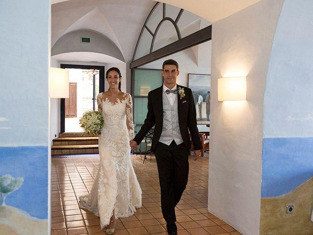 La boda de Ismael y Sara en Llafranc, Girona 76