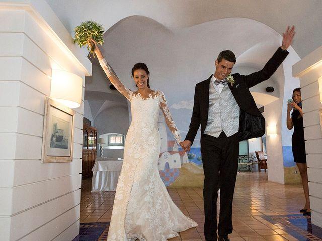 La boda de Ismael y Sara en Llafranc, Girona 77
