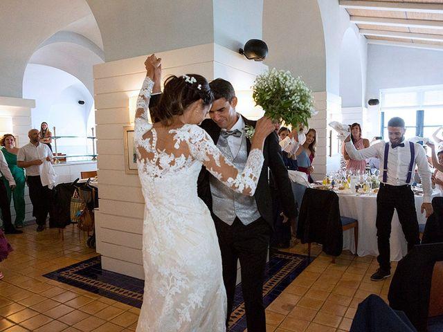 La boda de Ismael y Sara en Llafranc, Girona 80
