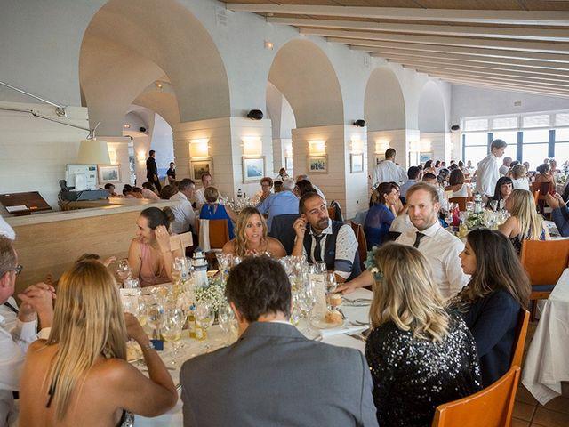 La boda de Ismael y Sara en Llafranc, Girona 83