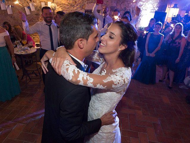 La boda de Ismael y Sara en Llafranc, Girona 85