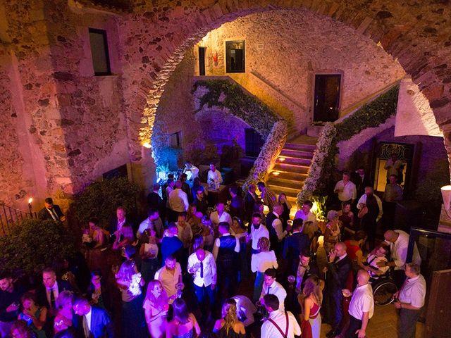 La boda de Ismael y Sara en Llafranc, Girona 87