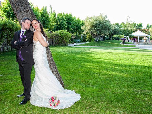 La boda de Iván y Mara en Leganés, Madrid 1