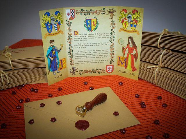 La boda de Mari Luz y Juan en Saelices, Cuenca 7