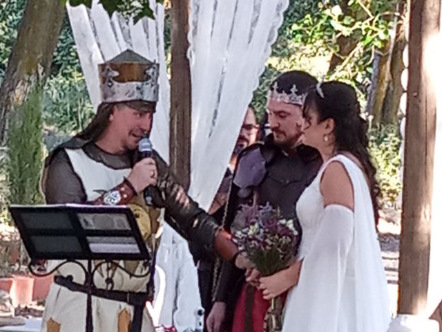 La boda de Mari Luz y Juan en Saelices, Cuenca 8