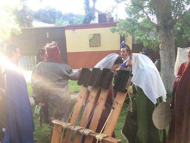 La boda de Mari Luz y Juan en Saelices, Cuenca 11