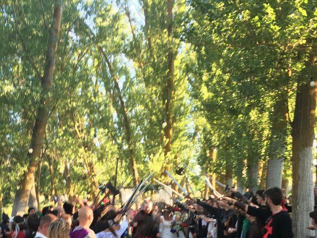 La boda de Mari Luz y Juan en Saelices, Cuenca 13