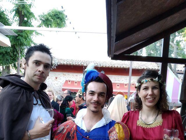La boda de Mari Luz y Juan en Saelices, Cuenca 14