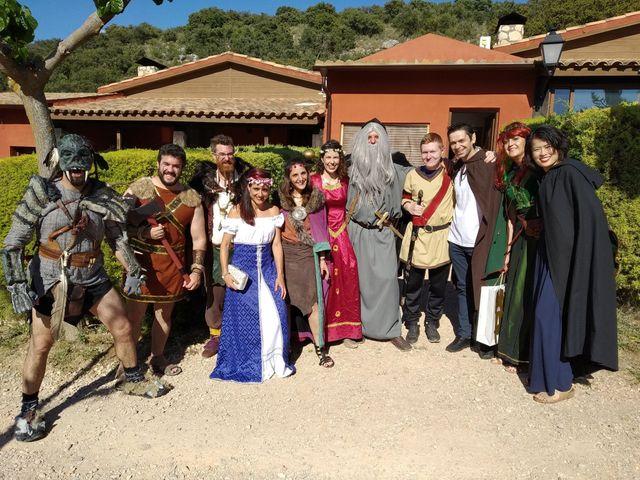 La boda de Mari Luz y Juan en Saelices, Cuenca 16
