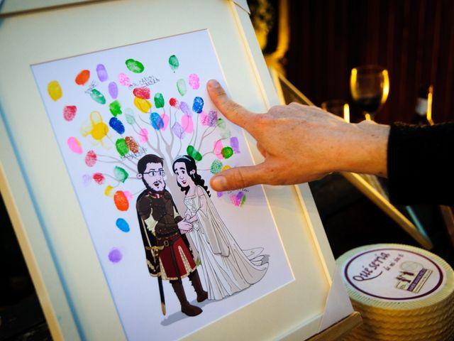 La boda de Mari Luz y Juan en Saelices, Cuenca 21