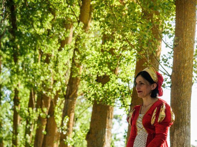 La boda de Mari Luz y Juan en Saelices, Cuenca 22